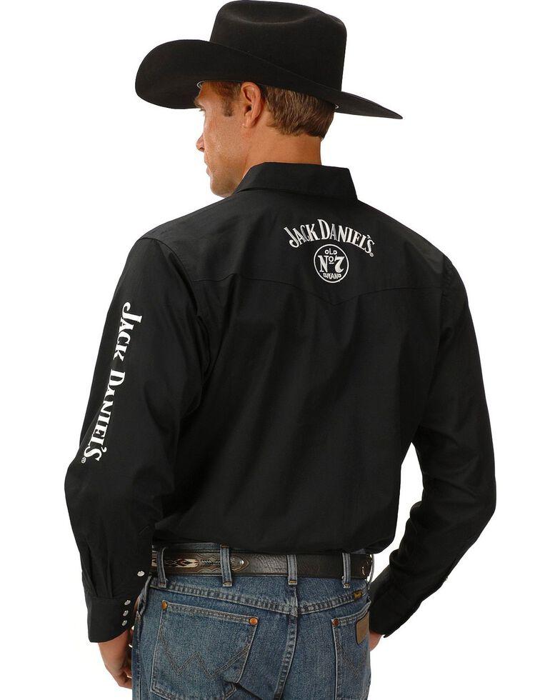 Jack Daniel S Logo Rodeo Cowboy Shirt Sheplers