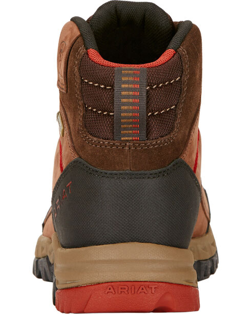 Ariat Men's Skyline Mid GTX Hiking Boots , Chocolate, hi-res