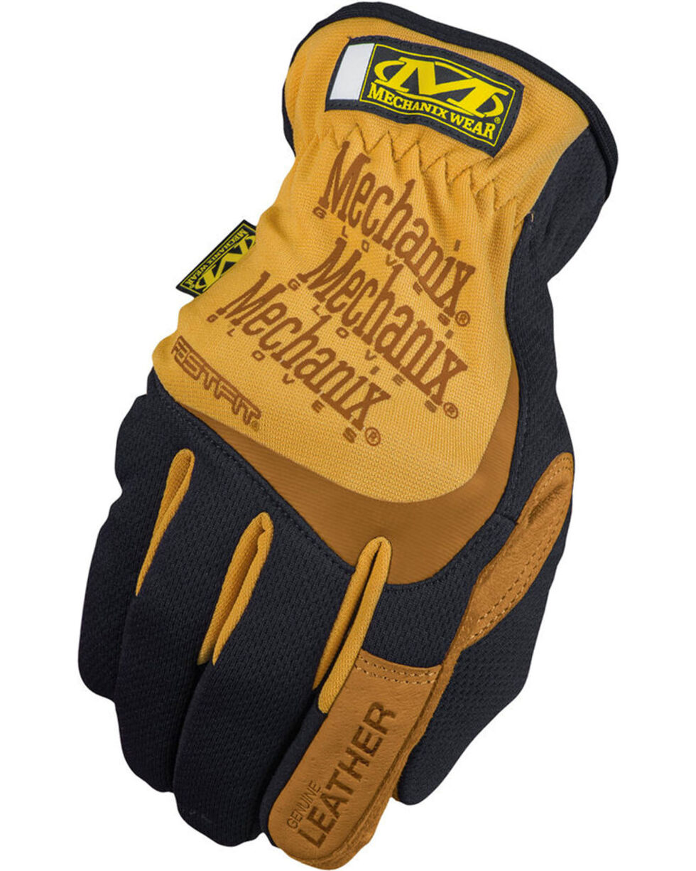 Mechanix Wear Leather FastFit Gloves , Multi, hi-res