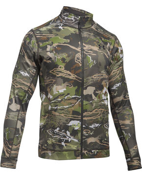 Under Armour Men's Stealth Early Season Full Zip Jacket, Camouflage, hi-res