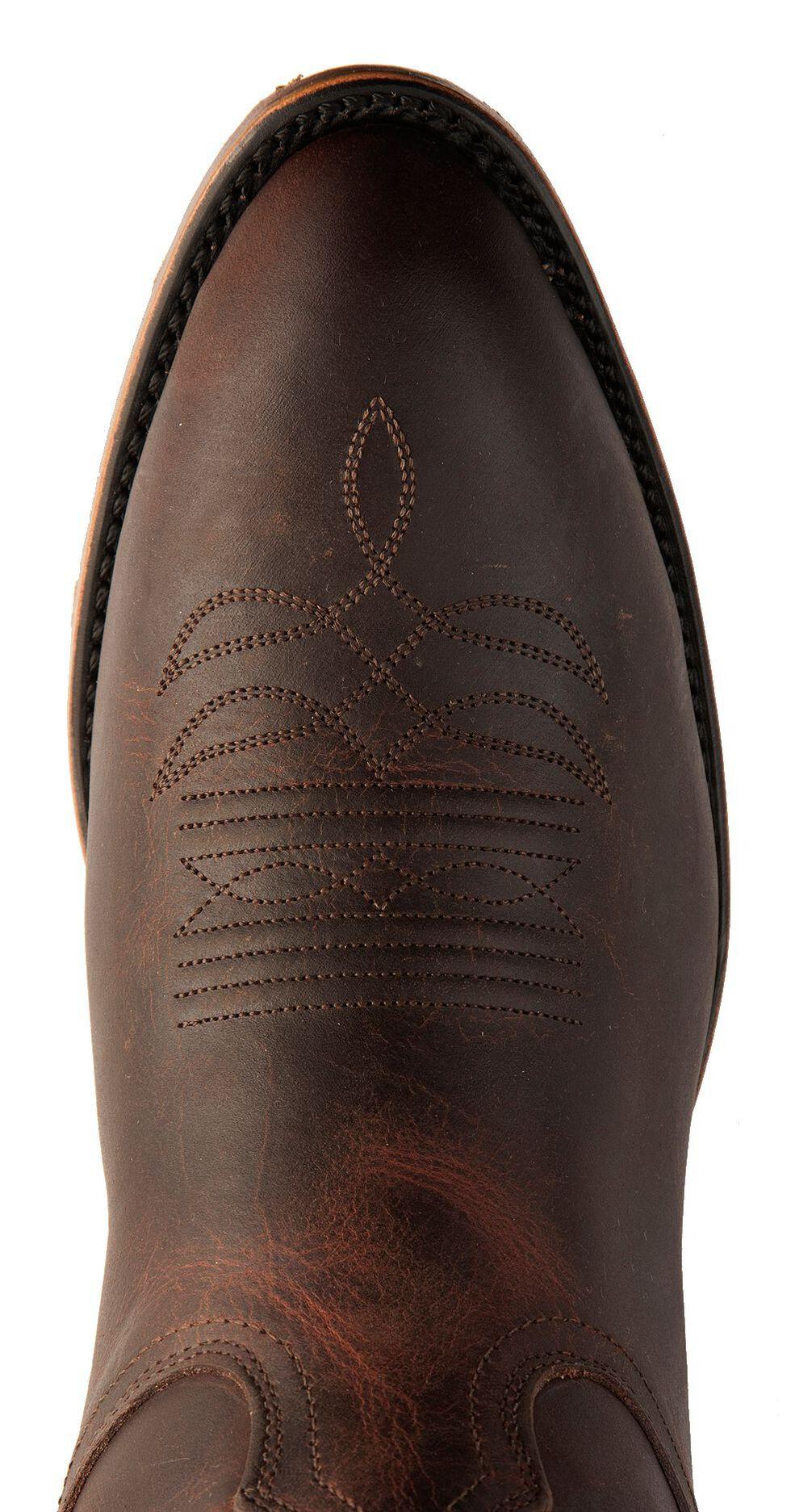 Boulet Copper Cowboy Boots - Medium Toe, Copper, hi-res