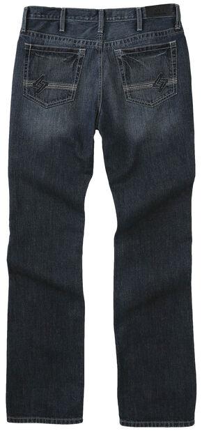 Garth Brooks Sevens by Cinch Men's Indigo Slim Fit Jeans - Boot Cut , Indigo, hi-res