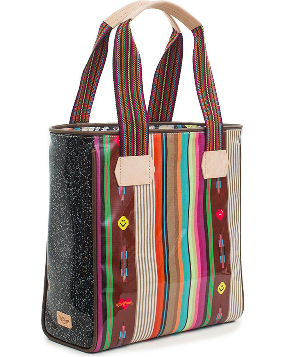 Consuela Women's Rusty Serape Stripe Classic Tote , Multi, hi-res