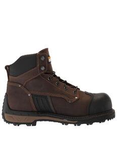 Carolina Men's Maximus 2.0 Work Boots - Composite Toe, Dark Brown, hi-res