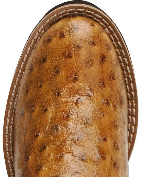 Smoky Mountain Children's Shawnee Cowboy Boots - Round Toe, Cognac, hi-res