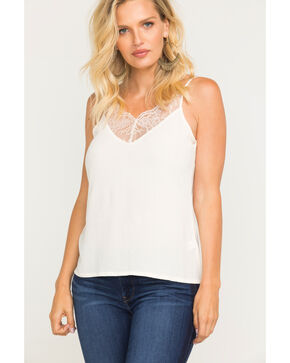 Idyllwind Women's Daydreamer Tank, Ivory, hi-res