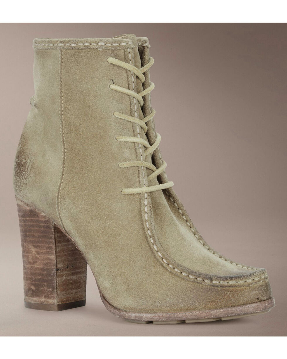 Frye Parker Moc Lace-Up Boots, Natural, hi-res