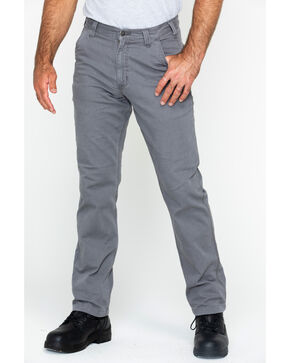 Carhartt Men's Rugged Flex Rigby Dungarees , Grey, hi-res