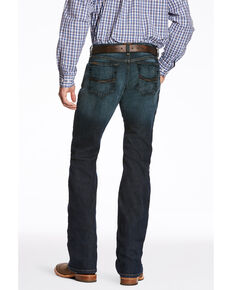 Ariat Men's M7 Fremont Legacy Straight Stretch Jeans, Blue, hi-res