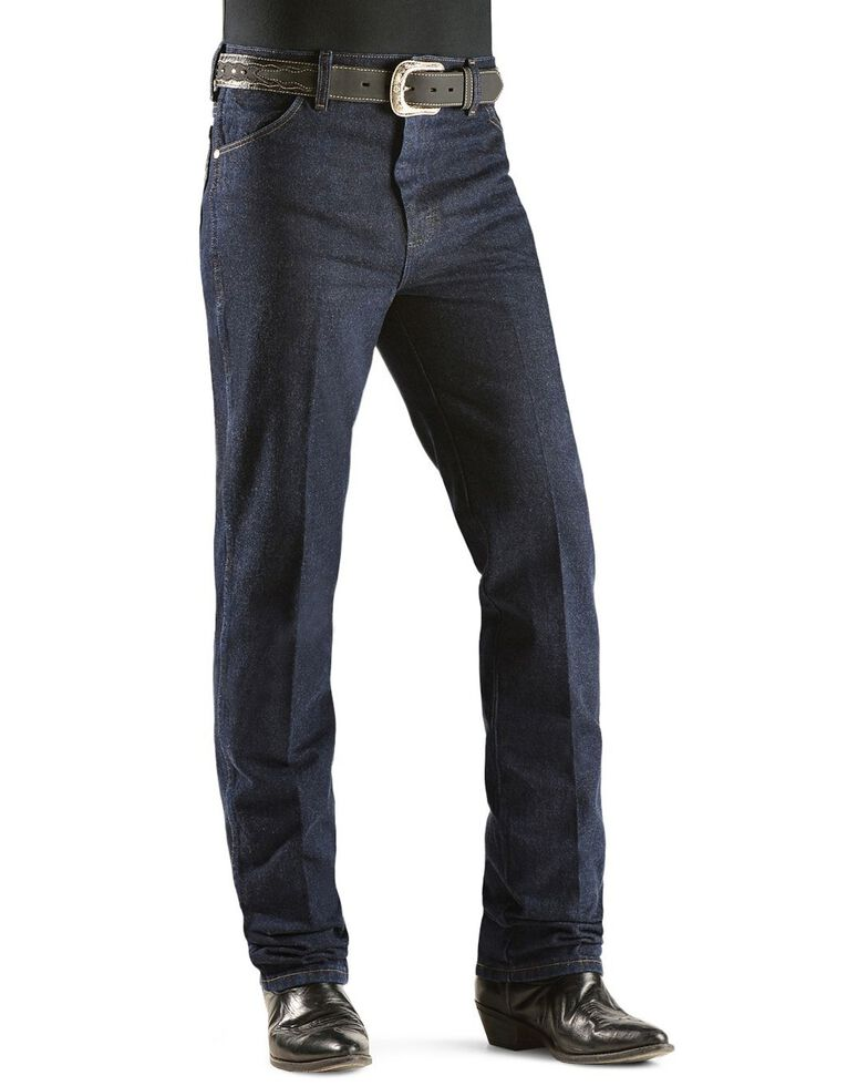 Wrangler Men's 933 Silver Edition Slim Fit Jeans , Dark Denim, hi-res