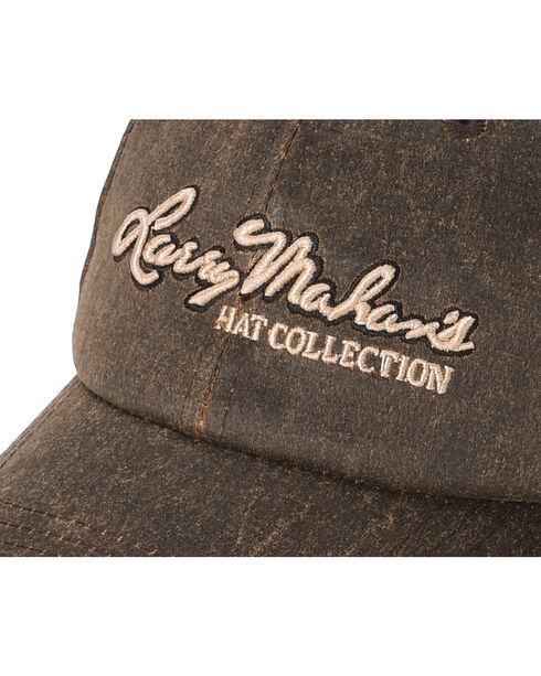 Larry Mahan Men's Brown Mahan Cap, Brown, hi-res