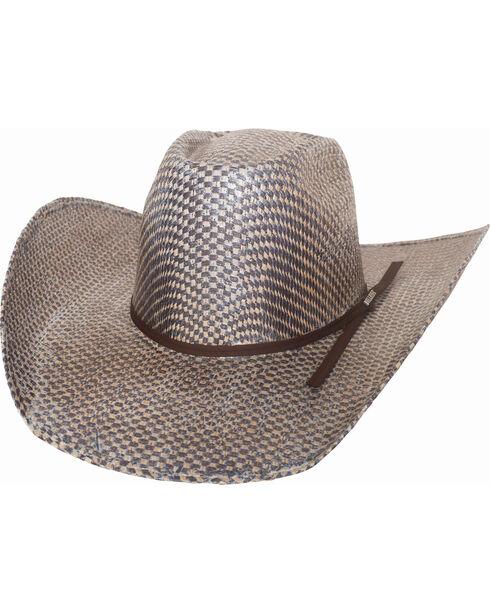 Bullhide Men's Road Warrior 50X Cannyon Hat , Brown, hi-res