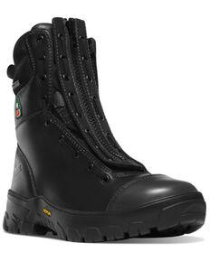 Danner Men's Modern Firefighter Work Boots - Composite Toe, Black, hi-res