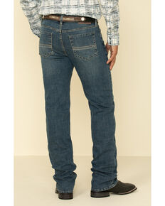 Cody James Men's High Roller Stackable Stretch Straight Jeans , Blue, hi-res