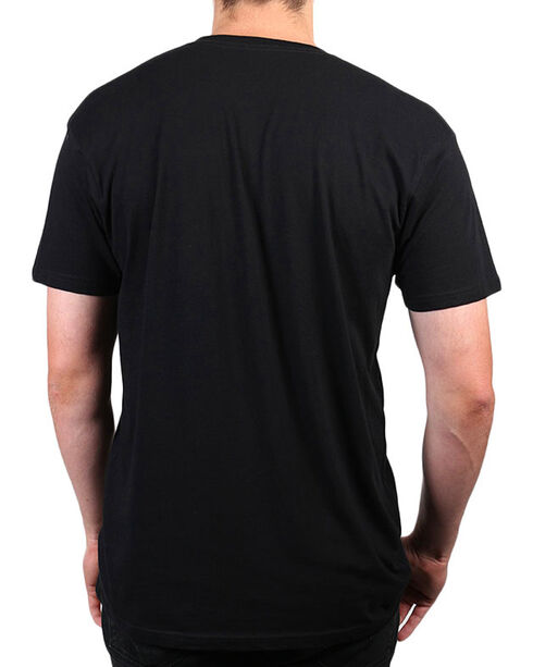 Brothers & Arms Men's Black B&A Signature Tee , Black, hi-res