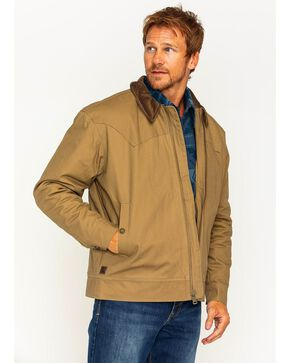 Cody James Men's Ponderosa Jacket, Camel, hi-res