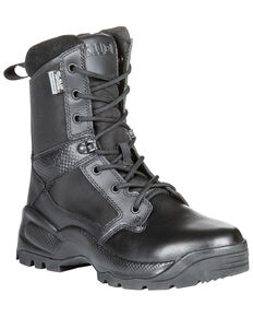 "5.11 Tactical Men's A.T.A.C 2.0.8"" Storm Boots , Black, hi-res"