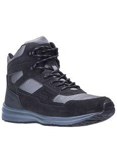 Bates Men's Mid Raide Work Boots - Soft Toe, Black, hi-res
