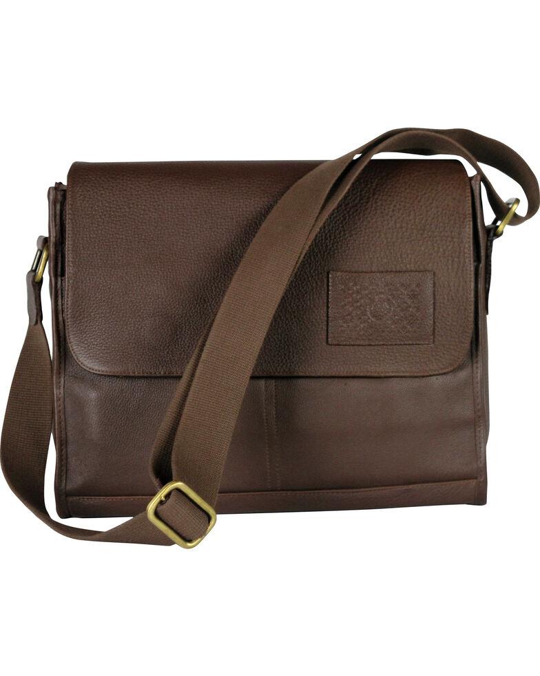 b77e6d259a64 Designer Concealed Carry Brown iBag Messenger Bag