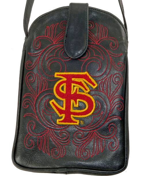 Gameday Boots Florida State University Crossbody Bag, , hi-res