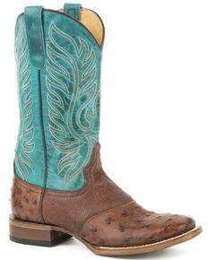 b572b9e81ae Women's Ostrich Skin Boots - Sheplers