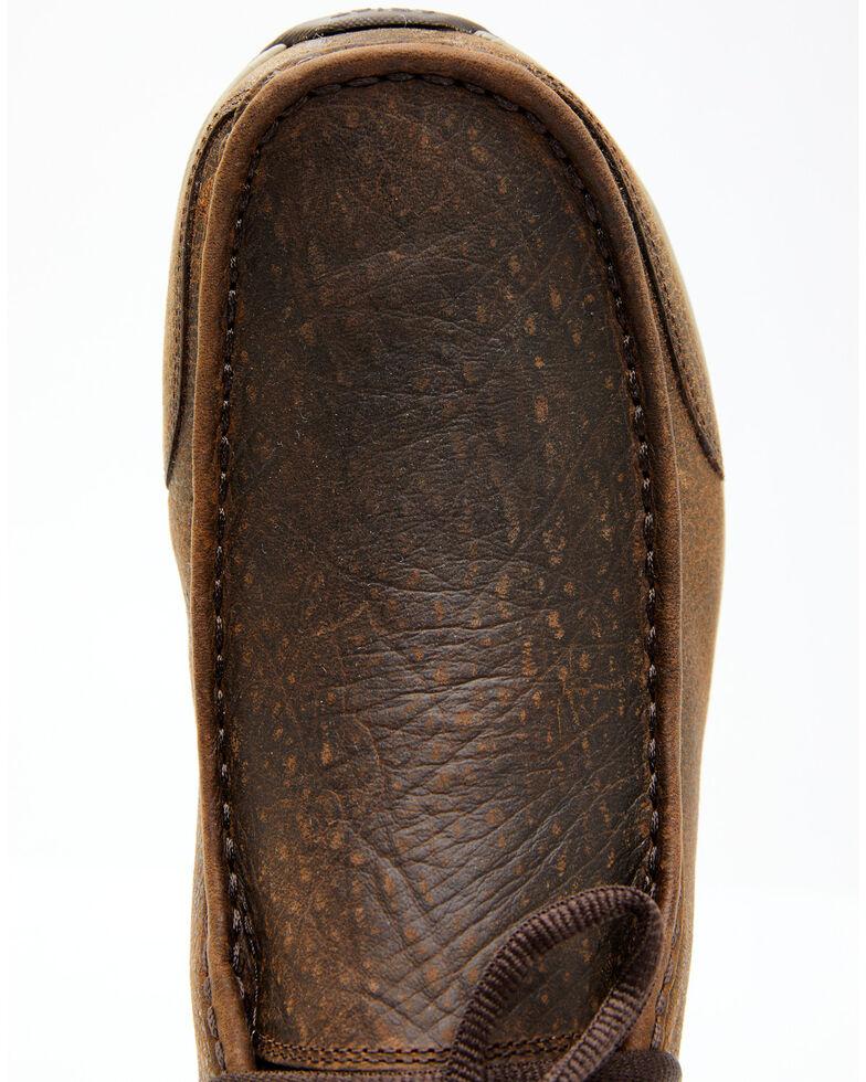 Ariat Men's Brody Casual Shoes - Moc Toe, Brown, hi-res