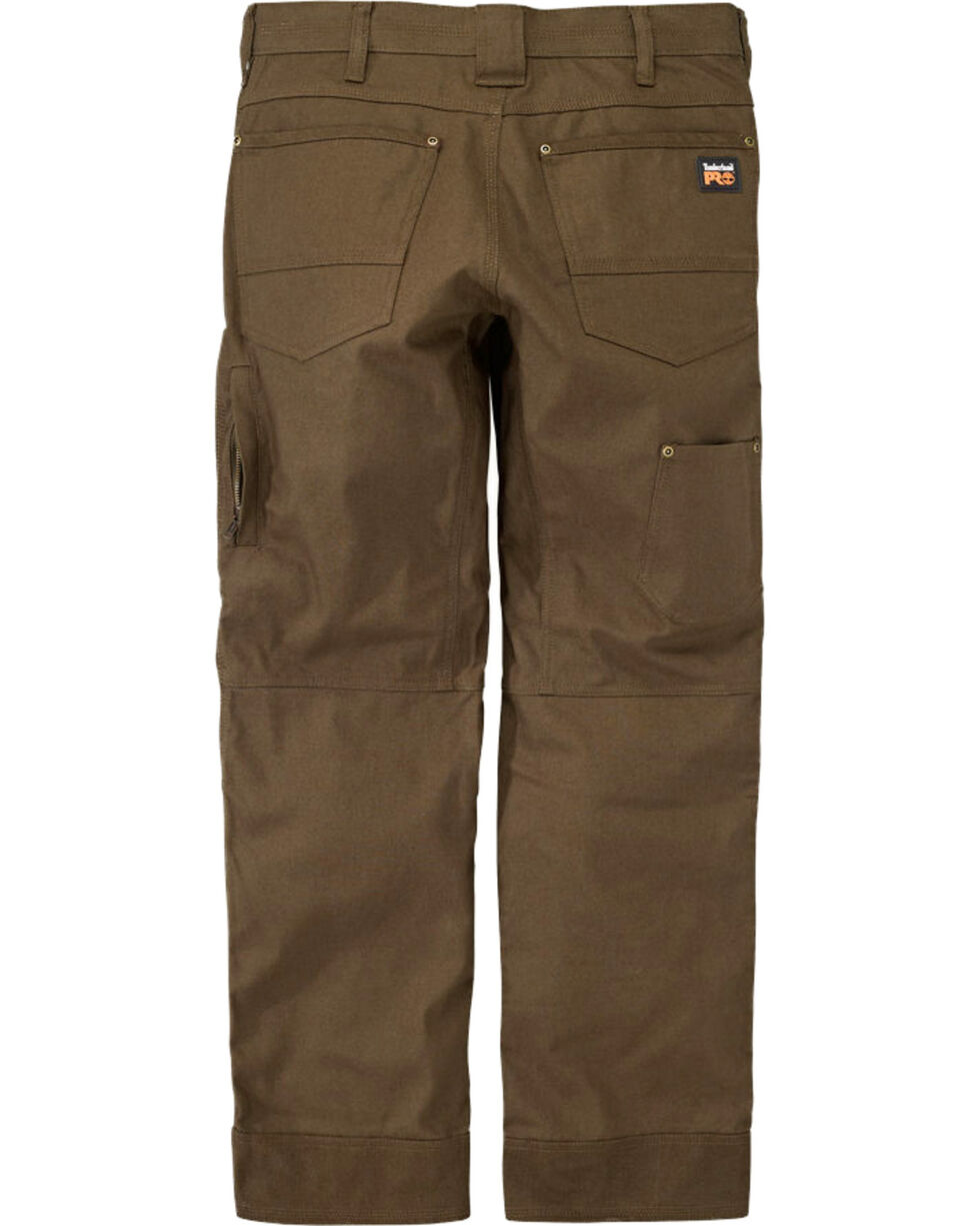 Timberland PRO Men's Gridflex Work Pants, Brown, hi-res