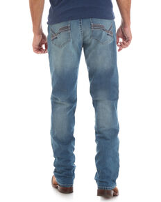 Wrangler 20X Men's No.44 Slim Fit Jeans - Straight Leg , Indigo, hi-res