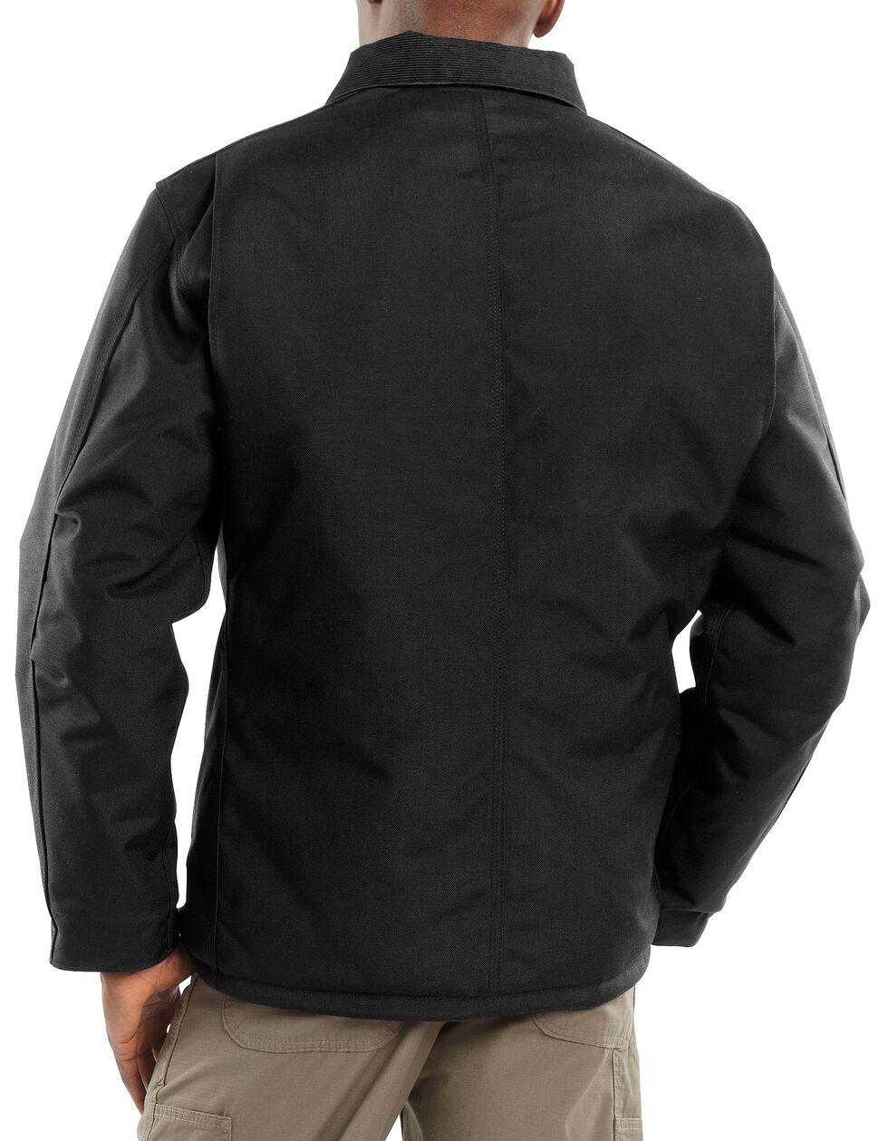 Carhartt Extremes® Arctic Quilt-Lined Coat - Big & Tall, Black, hi-res