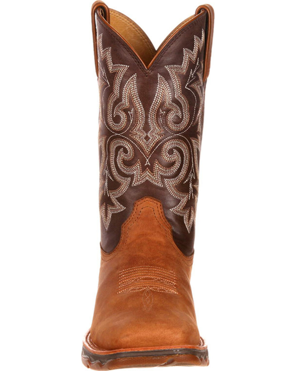Durango Women's Ramped Up Lady Rebel Western Boots - Square Toe, , hi-res