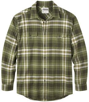 Mountain Khakis Men's Teton Flannel Shirt, Olive, hi-res