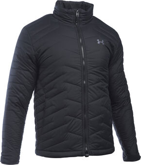 Under Armour ColdGear Reactor Jacket, Black, hi-res