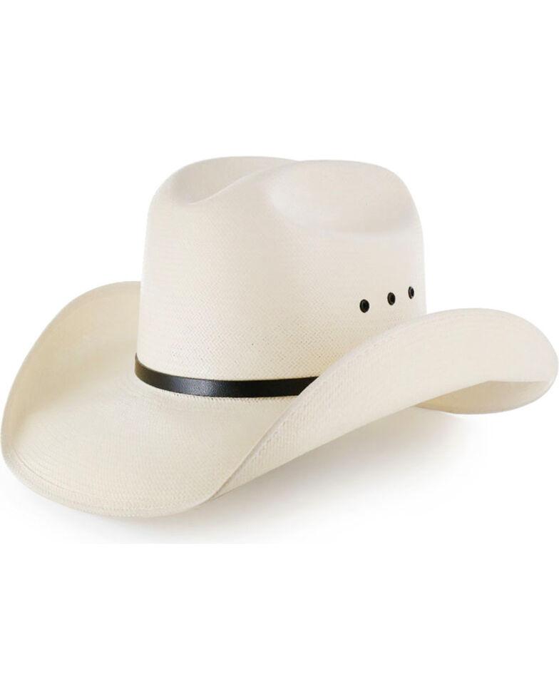 5312188e0 Moonshine Spirit 8X Crushin' It Straw Cowboy Hat