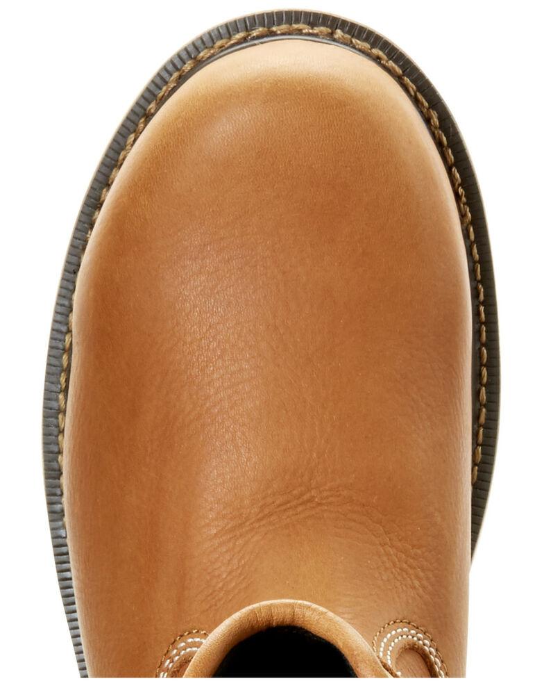 99ff84b460f Ariat Men's Rebar Wedge Waterproof Work Boots - Composite Toe