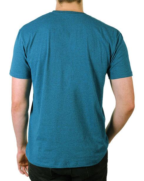 Cody James Men's American Denim T-Shirt, Blue, hi-res