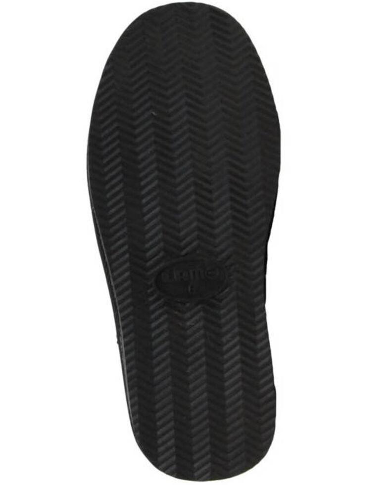 "Lamo Footwear Women's 9"" Classic Suede Boots, Black, hi-res"