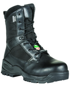 "5.11Tactical Men's 2.0 8"" Shield Boots, Black, hi-res"