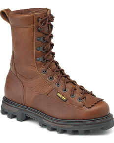 Rocky Men's BearClaw3D Insulated GORE-TEX Outdoor Boots, Brown, hi-res
