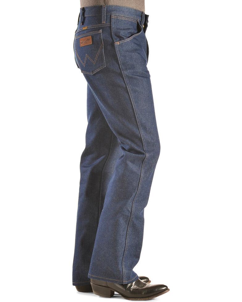 Wrangler 935 Cowboy Cut Rigid Slim Fit Jeans, Indigo, hi-res
