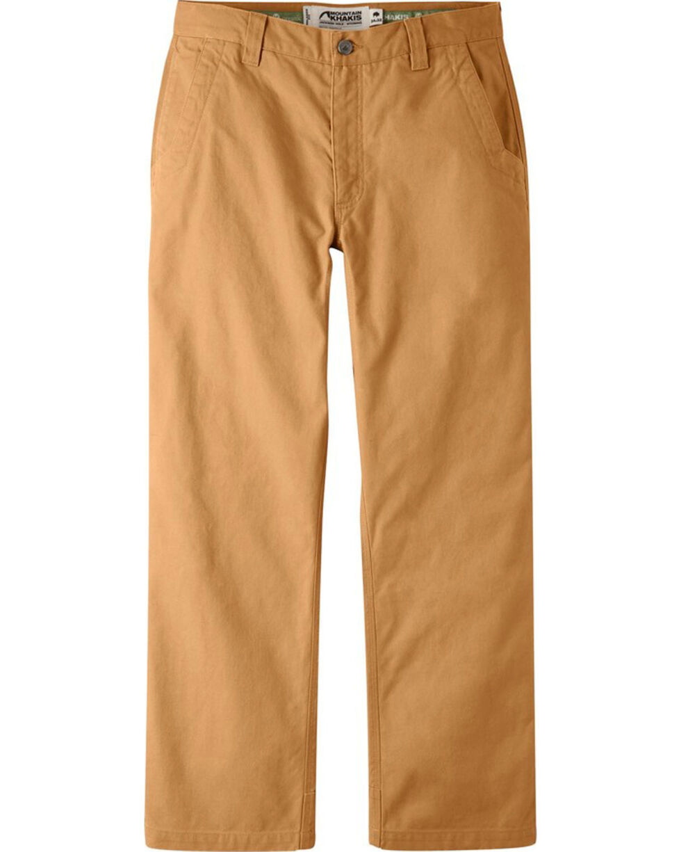 Mountain Khakis Men's Ranch Original Mountain Pants - Straight Leg , Suntan, hi-res