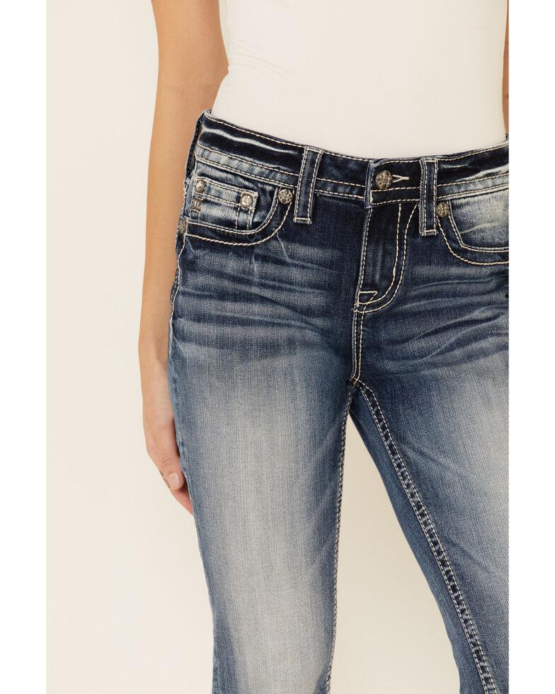 Miss Me Women's Wings Skinny Jeans, Blue, hi-res