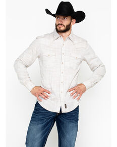 6965ab76933 Wrangler Retro Mens Solid Premium Long Sleeve Western Shirt
