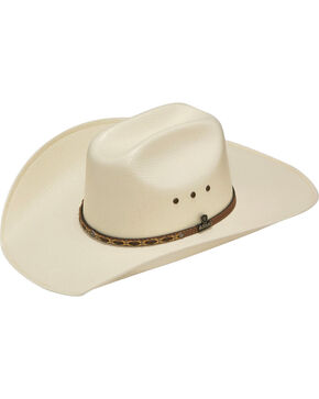 Ariat Men's 20X Traditional Cowboy Hat, Ivory, hi-res