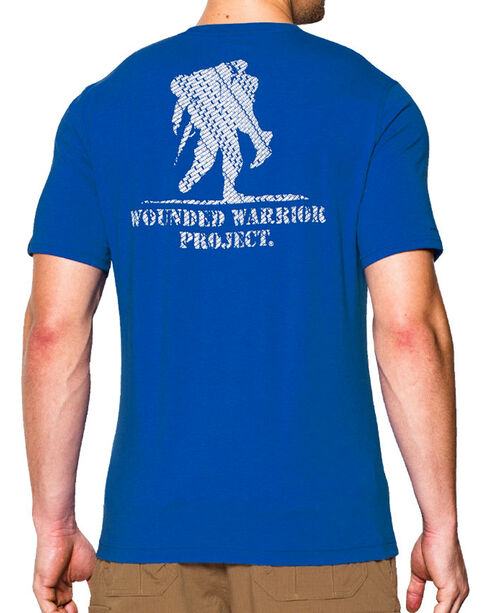 "Under Armour Men's ""Believe in Heroes"" Short Sleeve Tee, , hi-res"