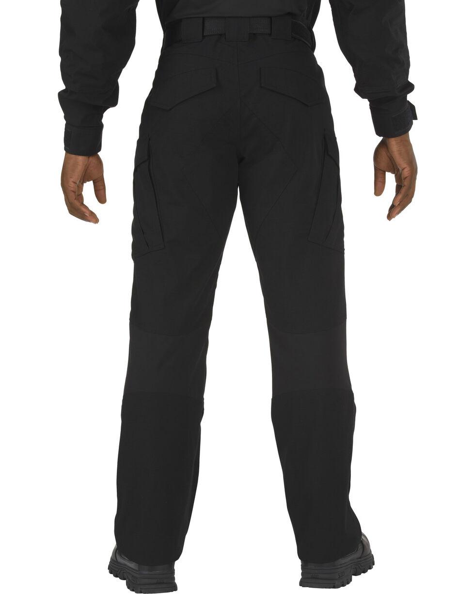 5.11 Tactical Men's Black Stryke TDU Pants - Long , Black, hi-res