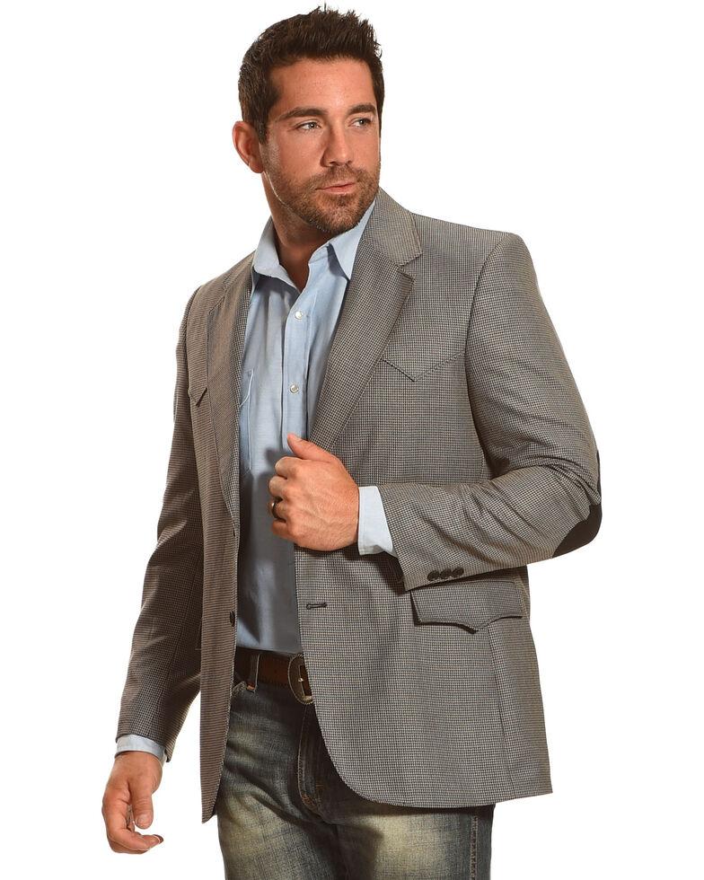 circle s men 39 s houston elbow patch sport coat big tall sheplers. Black Bedroom Furniture Sets. Home Design Ideas