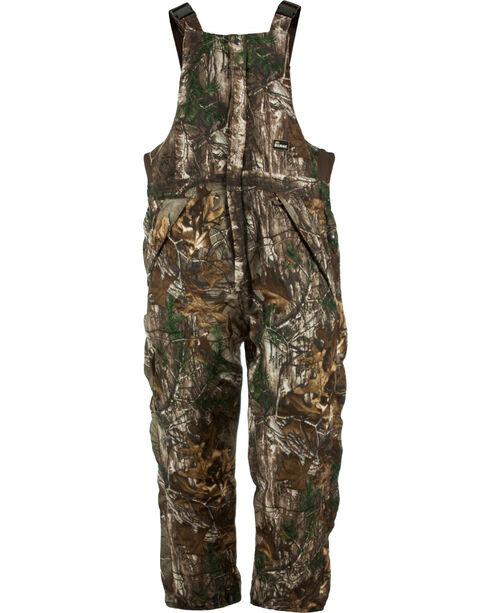 Berne Men's Camo Blizzard Bib Overalls - Tall, Camouflage, hi-res