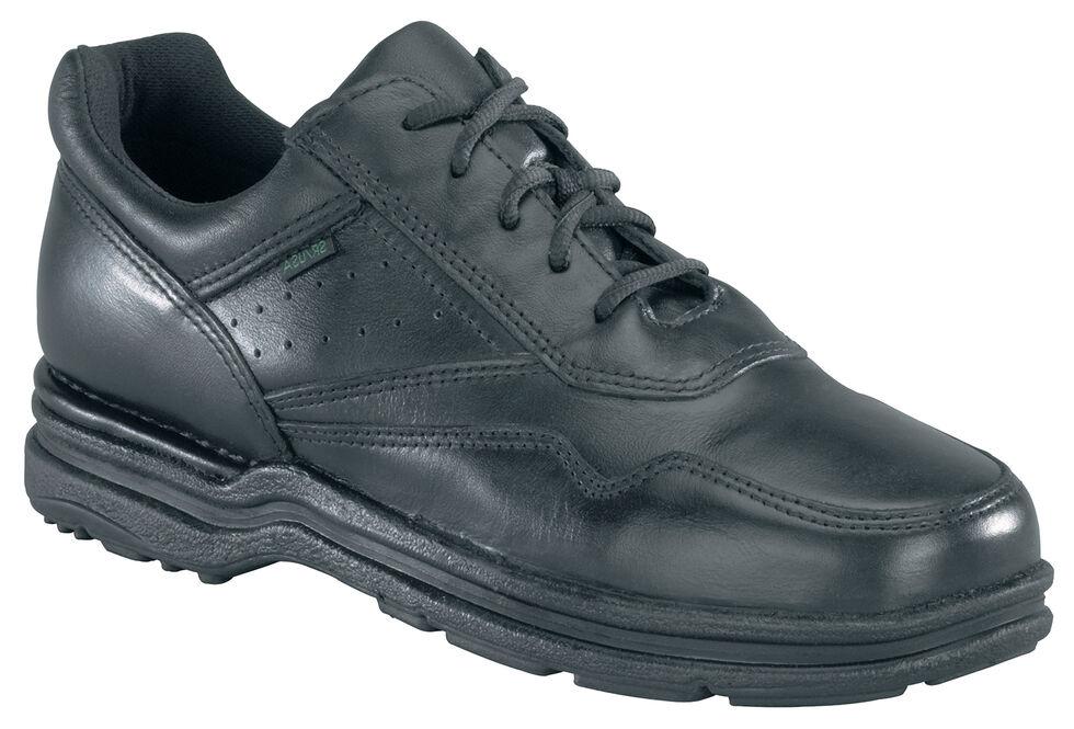 Rockport Women's Pro Walker Athletic Oxford Shoes - USPS Approved, Black, hi-res