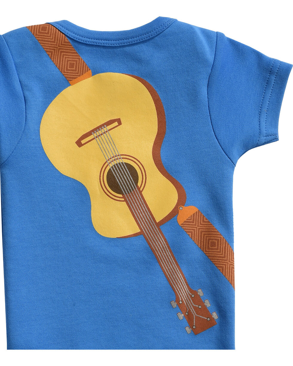 "Hers 'N Spurs Infant's ""New Country Boy"" Onesie, Blue, hi-res"