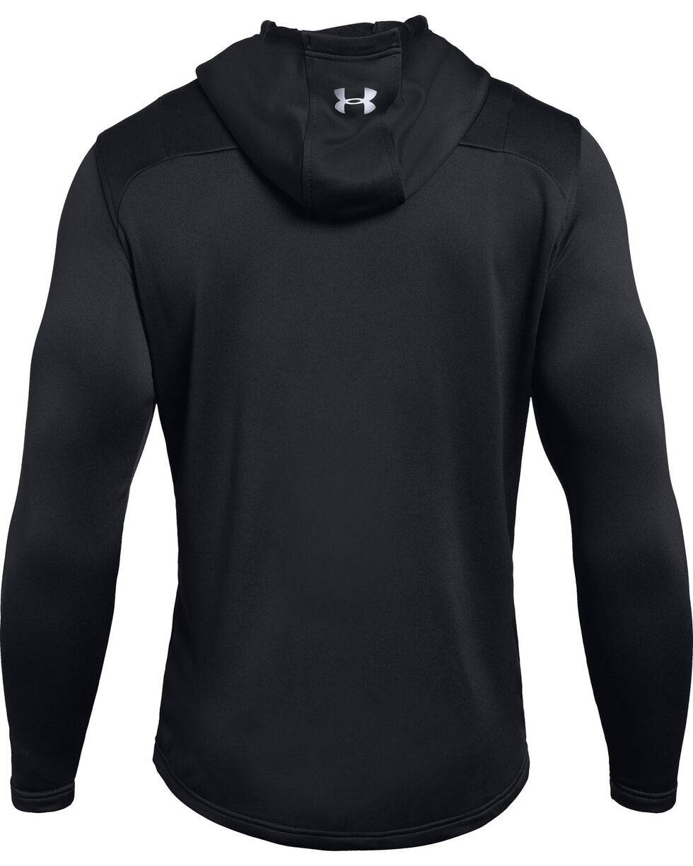 Under Armour Men's UA Freedom Tech Terry Tactical Hoodie, Black, hi-res